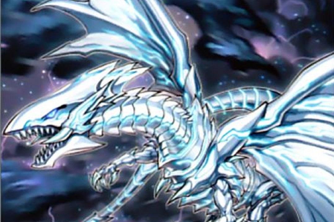 Deck Dragon Blanc Aux Yeux Bleus